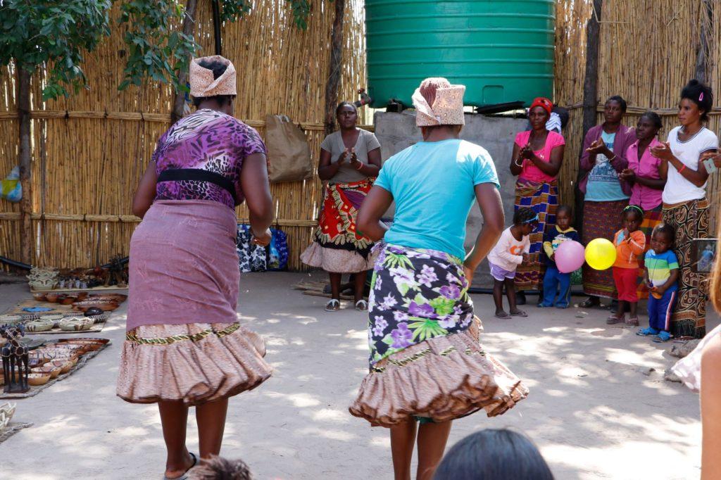 Village in Botswana
