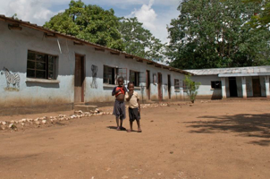 Community visit and school in