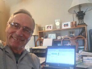Jim Holden Selfie
